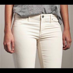 Cream AG Corduroy Leggings
